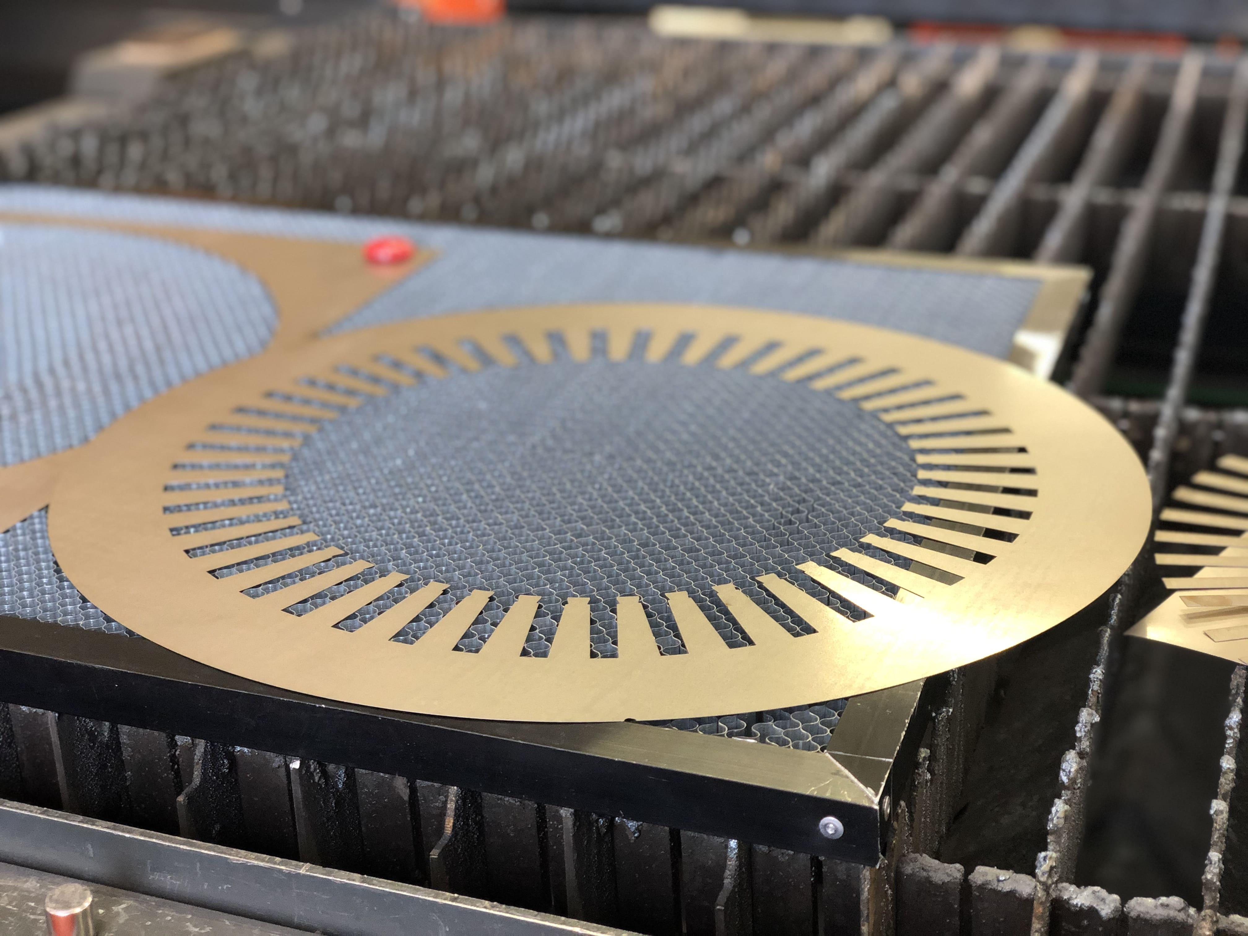 Лазерная резка электротехнической стали